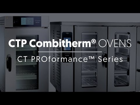 Video Alto-Shaam CTP Combi-steamer