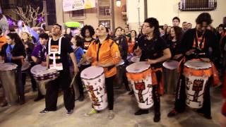 AMAZING I MacroBatucada Brasilera Falla Plaza del Pilar, PRIMER PREMIO SECCIÓN ESPECIAL FALLAS 2014