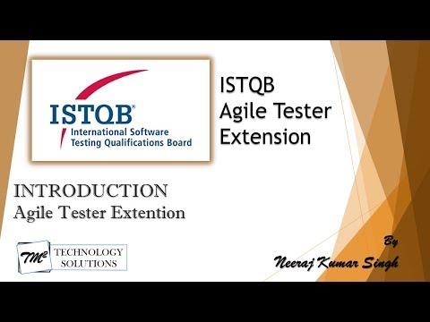 ISTQB Agile Tester Extension   Introduction   ISTQB Tutorials ...