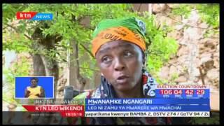 KTN Leo taarifa kamili sehemu ya pili: Mwanamke ngangari - 23/04/2017