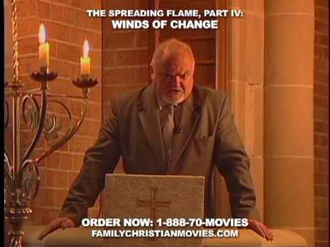 The Spreading Flame Part 4: Wind of Change DVD movie- trailer