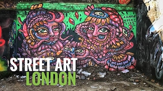 (ENG) London Street Art documentary