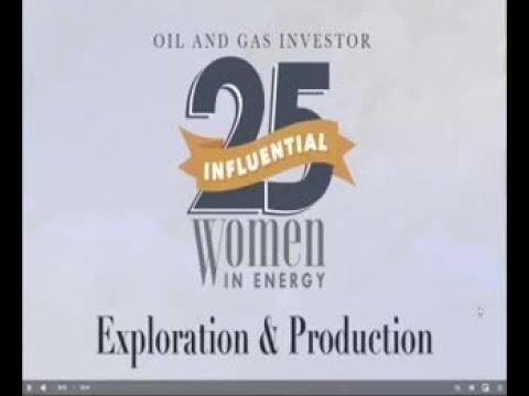 «شيلا الرويلي» ضمن أفضل 25 امرأة مؤثرة بمجال الطاقة عالميًا