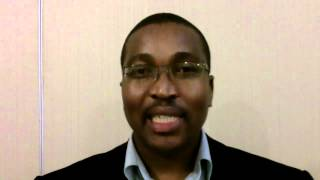 Bongani from World Vision Swaziland discussses his experience of the PMD Pro Level 2 training