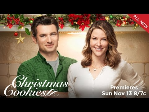 Preview - Christmas Cookies - Starring Jill Wagner and Wes Brown - Hallmark Channel