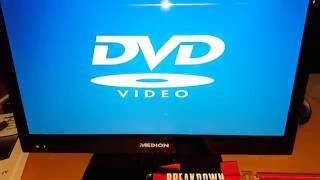 """Medion P12233 15.6"""" LED TV HDMI/DVD - UNBOXING / REVIEW / TEST"""