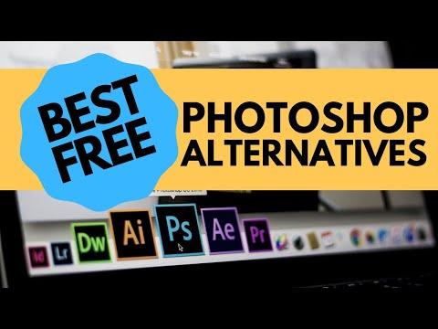 5 Powerful and FREE Photoshop Alternatives