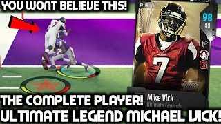 ULTIMATE LEGEND MICHAEL VICK! YOU WONT BELIEVE WHAT HAPPENED! Madden 18 Ultimate Team