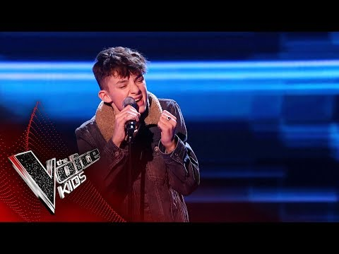 Mykee-D Performs 'Ain't Nobody' | Blind Auditions | The Voice Kids UK 2019