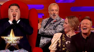 Season 28's BEST Red Chair Stories | The Graham Norton Show Part One