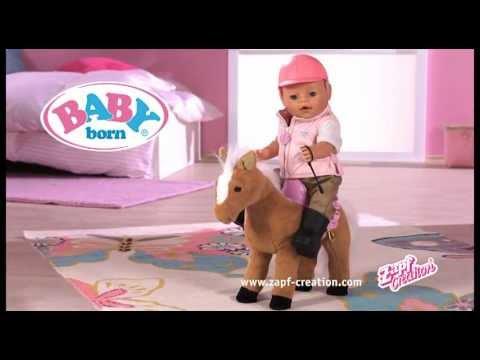 BABY born Interactive Pferd