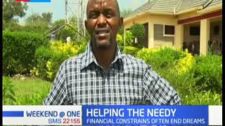 Embu man helps needy bright students