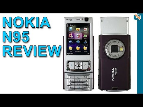 Nokia N95 8GB Mobile Phone Review