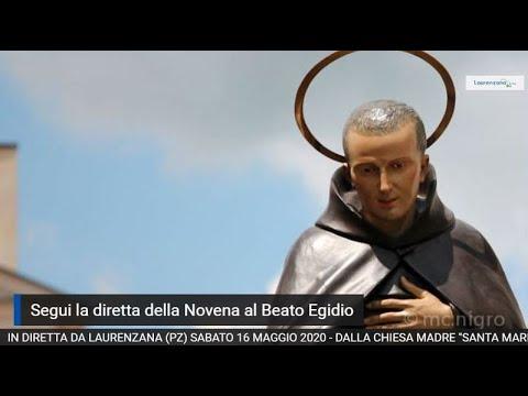 Preview video Video rosario e solenne novena Beato Egidio da Laurenzana 2020 Laurenzana 16 maggio 2020