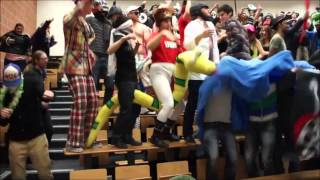 preview picture of video 'HARLEM SHAKE by IUT de Blagnac'