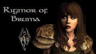 Skyrim Special Edition - Ригмор из Брумы #13[Темень-молнии-палатки...]