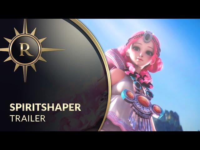 Revelation Online - Spiritshaper CGI Trailer