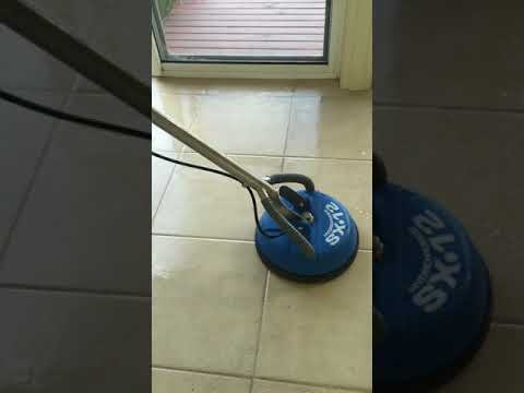 Tile and Grout cleaning | High Pressure Steam Cleaning