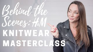 How To Wear Sweaters For Your Body Type |  BTS Scenes: H&M Knitwear Masterclass