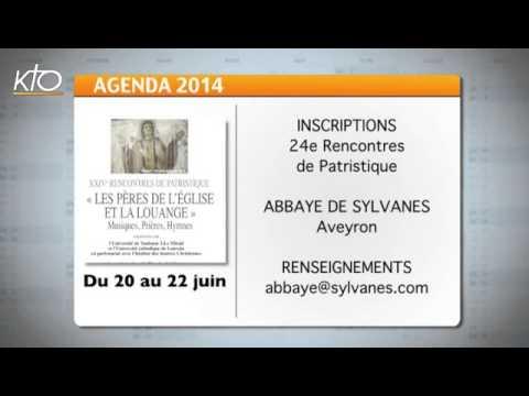 Agenda du 13 janvier 2014