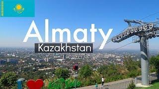 Almaty Kazakstan City Tour
