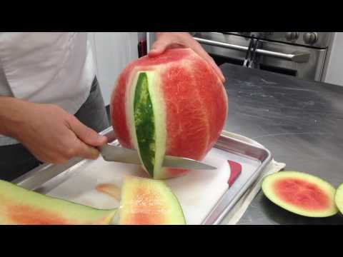 The Best Way to Cut a Watermelon | Time Inc. Food Studios