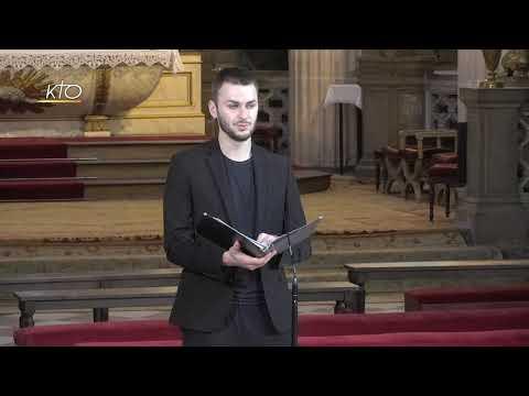 Vêpres du 1er juin 2021 à Saint-Germain-l'Auxerrois