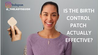 REAL FACTS about the birth control PATCH & How to use it CORRECTLY| As told by a Nurse Practitioner