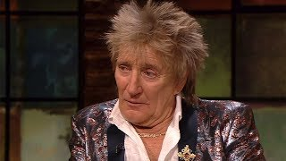 Ryan's emotional gift to Rod Stewart | The Late Late Show | Tonight | RTÉ One 15/03/2019