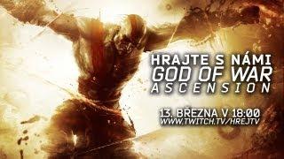 Hrej.cz Let's play: God of War: Ascension [CZ]