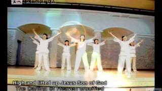 Worthy Is The Lamb - Christian Music Video Body Worship Dance
