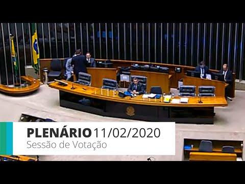 Plenário - MP que altera regras do crédito rural - 11/02/2020 - 14:00