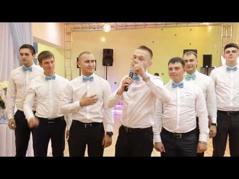 Лучшее поздравление на свадьбе. Поздравление друзей!