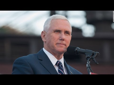 Mike Pence Is Dangerously Close to taking Over