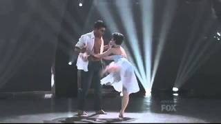 Melanie and Robert - Contemporary - So You Think You Can Dance