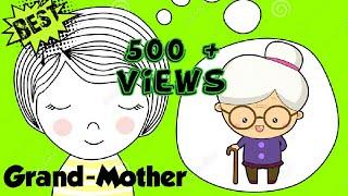 Best Quote On | GRANDMOTHER | Whatsapp Status | Lyrical Video | Jr Polya