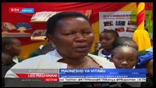 Kibanda cha Wachina katika maonyesha ya vitabu , Leo Mashinani Septemba 21 2016