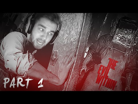 MIND F*CKED! (The Evil Within Gameplay/Playthrough Part 1)