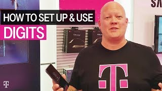 How to Use DIGITS | T-Mobile