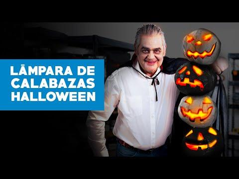 Te Decimos Cómo Hacer Lámparas De Calabaza Para Halloween