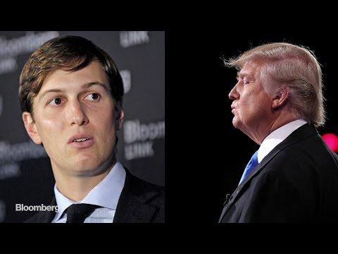 Jared Kushner's Rise to Power Mirrors Donald Trump's