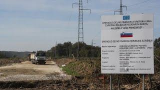 Komunalna ureditev Puchove poslovne cone v Ljutomeru - I. faza