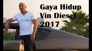 Gaya Hidup Vin Diesel di 2017