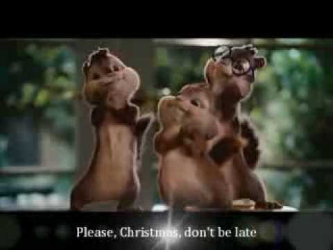 Download Alvin And The Chipmunks - Christmas Song (+lyrics) HD Mp4 3GP Video and MP3