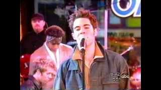 O-Town - All or Nothing - Live Good Morning America 2001