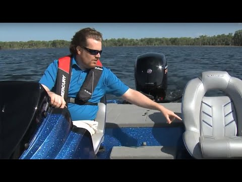 2018 NITRO Z18 Bass Boat Review by PowerBoat Television