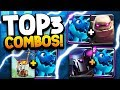 4 INSANE ELECTRO DRAGON DECK COMBOS Is he OP