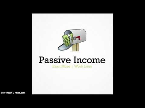 Passive Income Ideas – 5 Ways To Make Passive Income Online