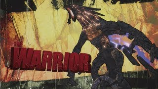 How To Beat The Warrior EASY in Solo! Borderlands 2 Tips & Tricks