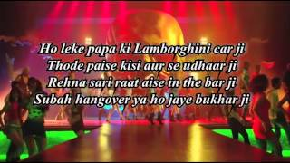 Bam Bam FULL SONG WITH LYRICS – Kis Kisko Pyaar Karoon ft. Kapil Sharma